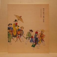 옛 사람의 삶과 풍류 - 조선시대 풍속화